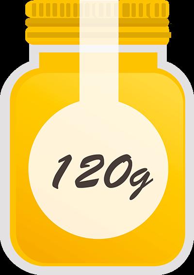 POLLINE ESSICCATO VASETTO 120